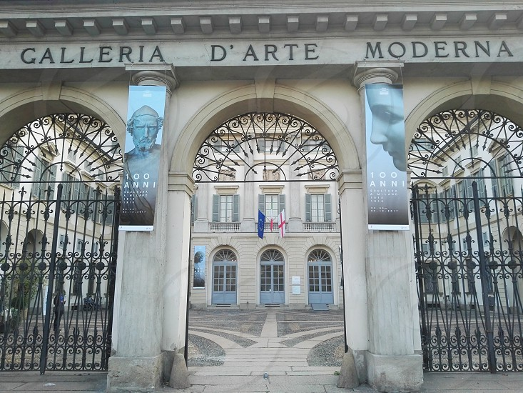 Galleria d'Arte Moderna Milano photo