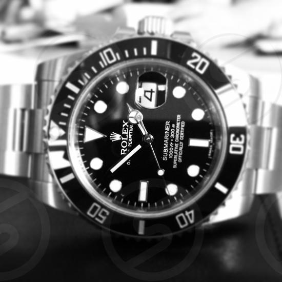 #Rolex #submariner #swiss #watch photo