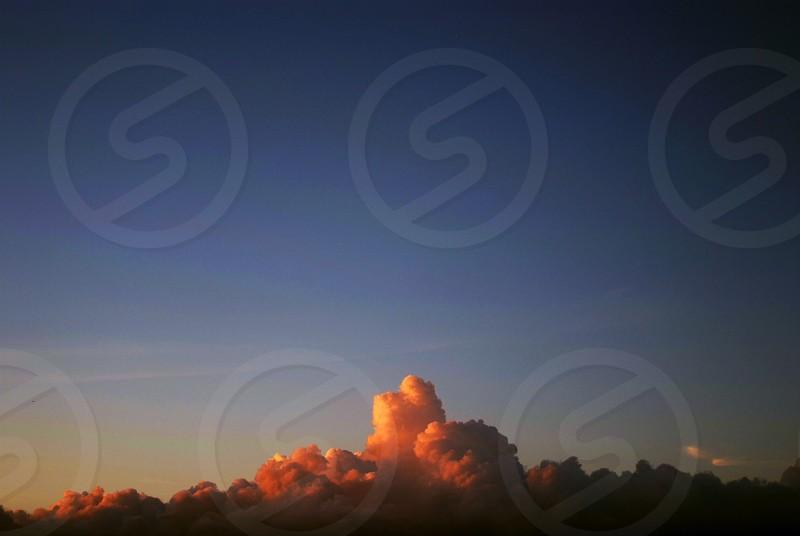Explosion. Filter: lino alto. photo