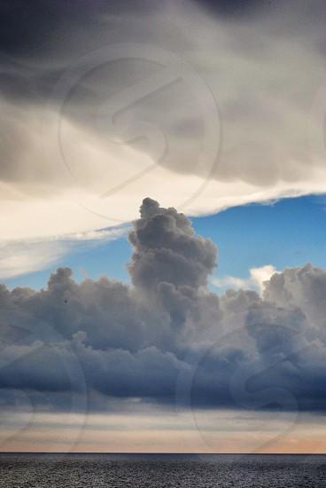 cumulunimbus cloud photo