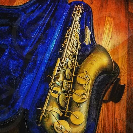 P. Mauriat tenor saxophone  photo