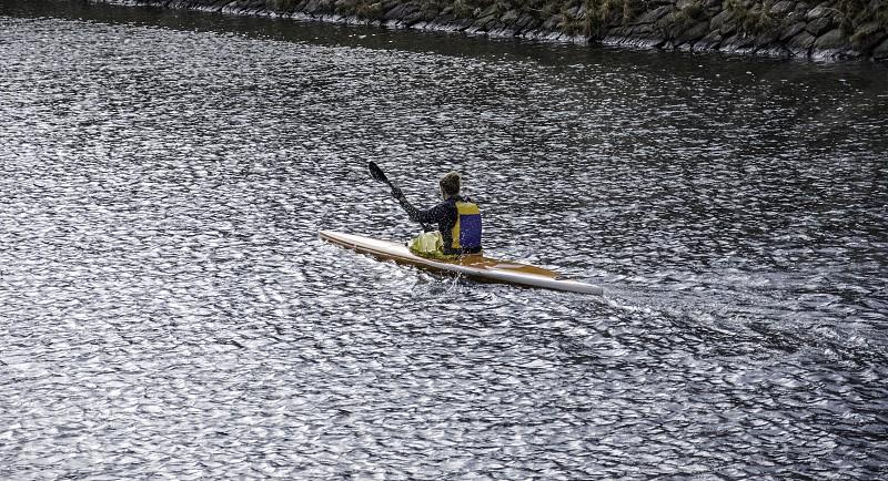 canoeing photo