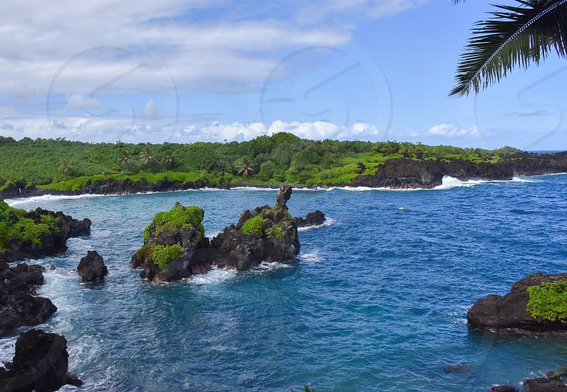 Maui Hawaii islands beach beauty photo
