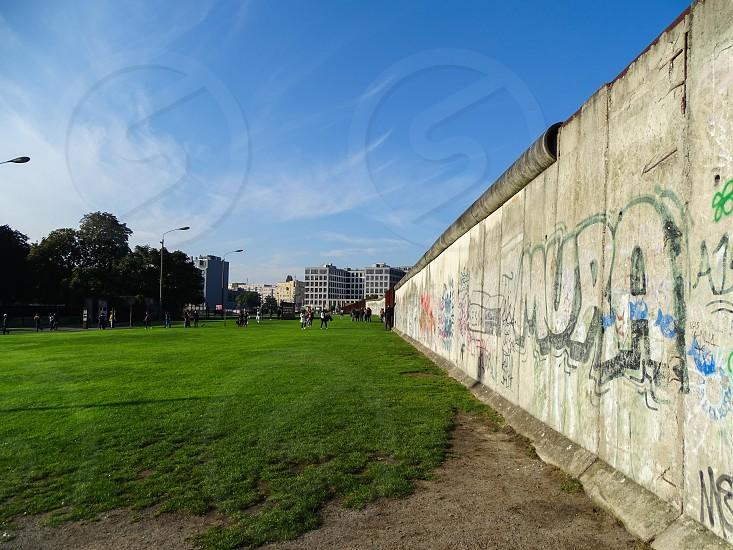 Gedenkstatte Berliner Mauer - Berlin photo