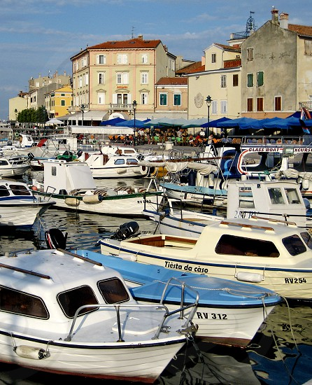 Rovinj Croatia photo