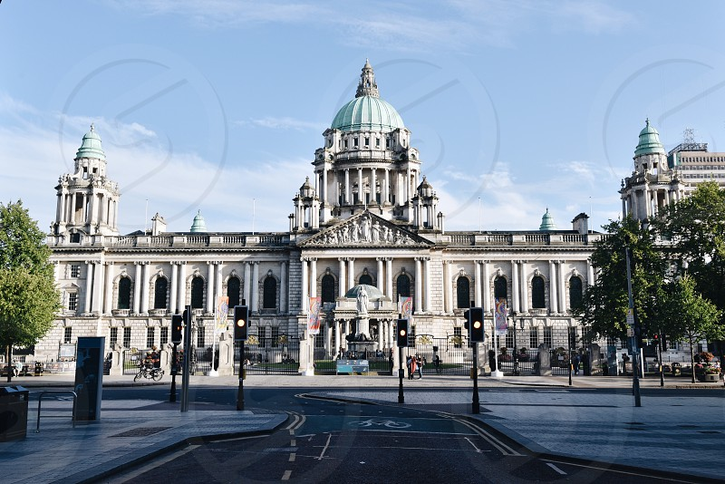 Belfast City Hall Ireland UK photo