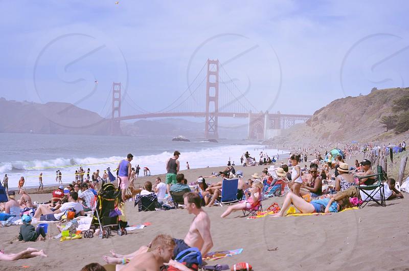 Baker Beach photo