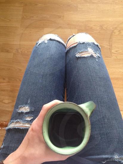 Coffee addict  photo