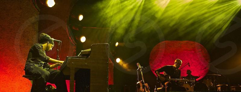 Idan Raichel concert at Tel Aviv Opera House photo