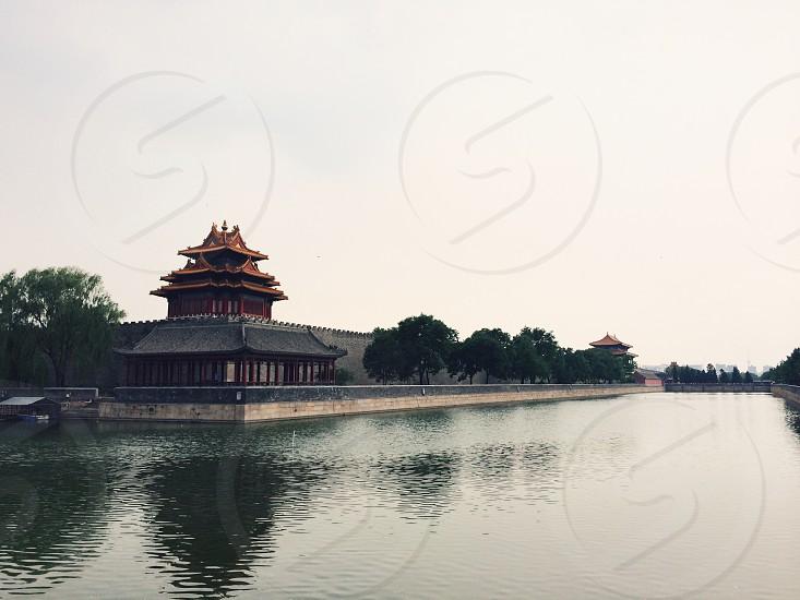 Forbidden City.  photo