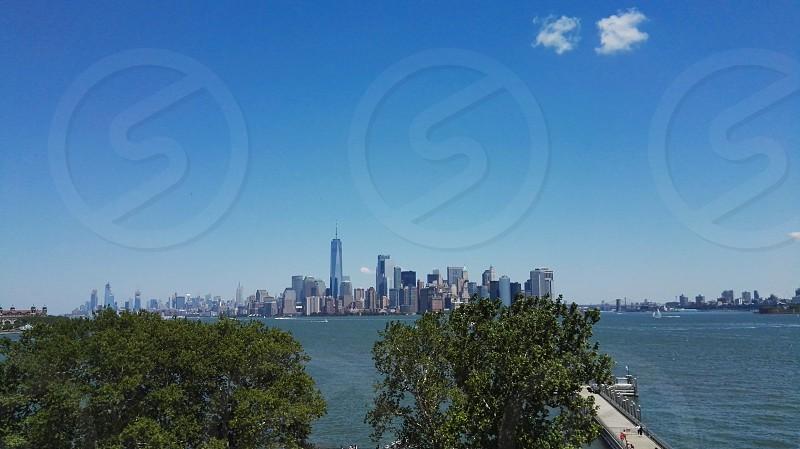 Manhattan City photo