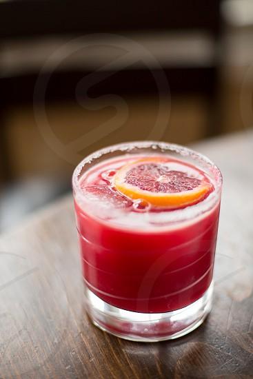 Blood Orange Margarita photo