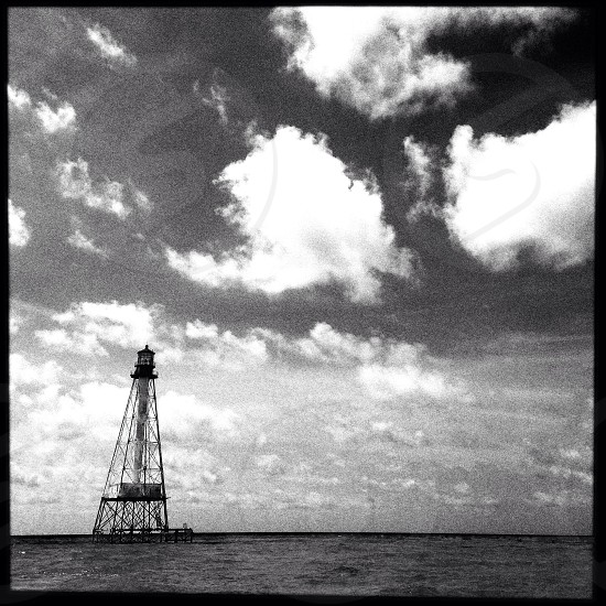 Lighthouse Key West Florida photo
