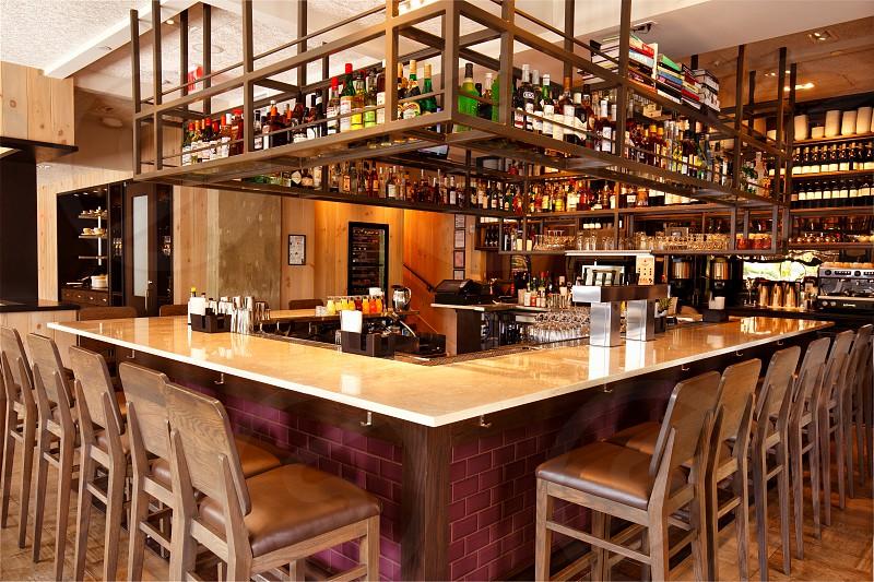Convivial Interior - Bar photo
