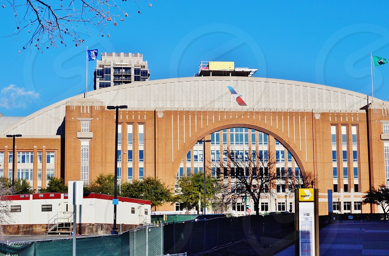 The American Airlines Center in Dallas Texas photo