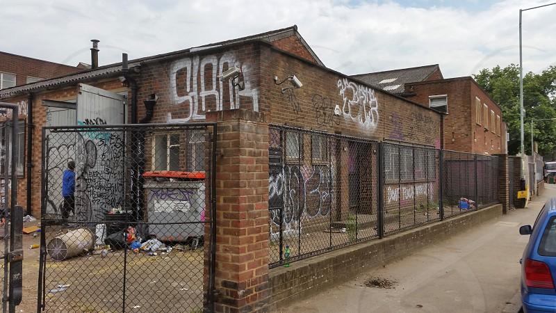 Ghetto. photo