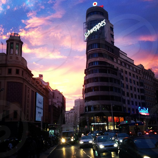 Madrid Spain photo