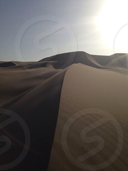 #desertlandscape photo