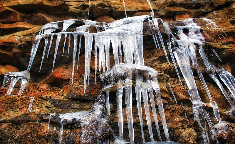 Wartburg TN Icicles photo