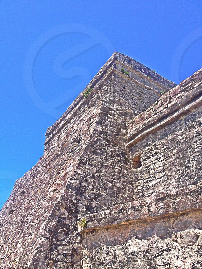 Tulum ruins - Mexico photo
