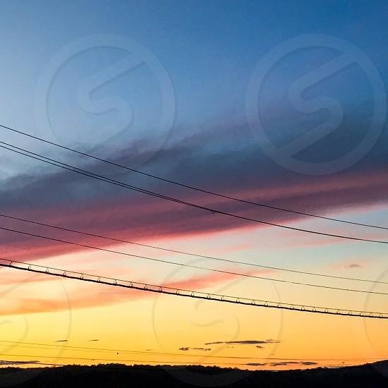 Sunset 1 photo