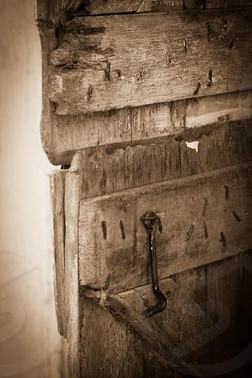 Farm Barn Door photo