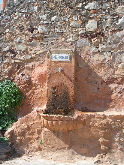 Roussillon - Provence photo