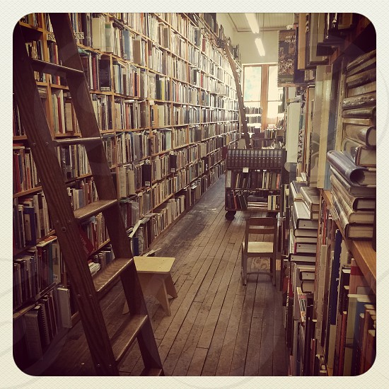 Love bookstores... Endless knowledge photo