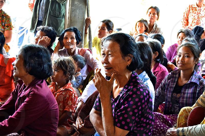 people gathering during daytime photo