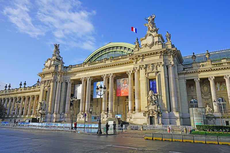 grandpalaisgrand palaispalacemuseumparisfrancelandmarkright bank photo