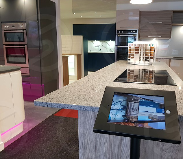 kitchen showroom Aberdeen photo