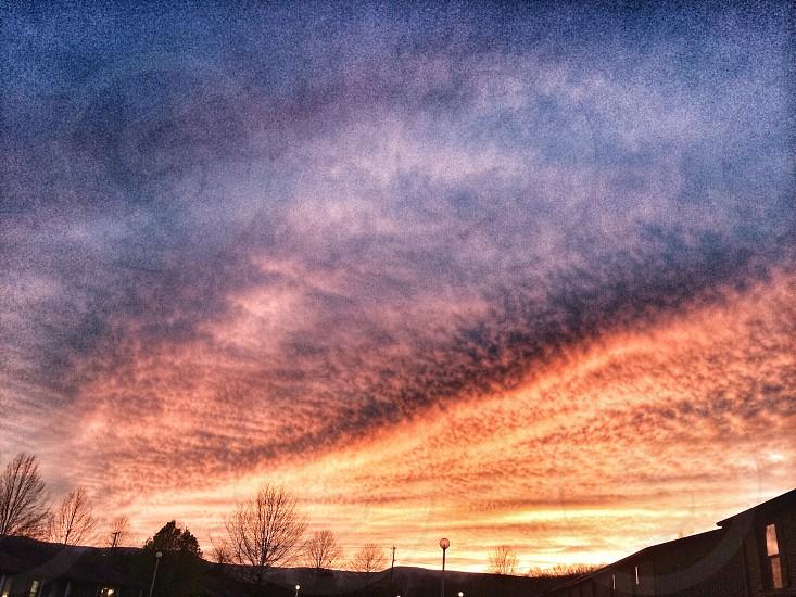 Outdoors: Sky photo