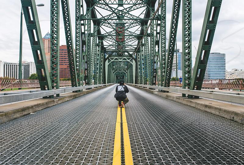 Portland Oregon Photographer Bridge photo