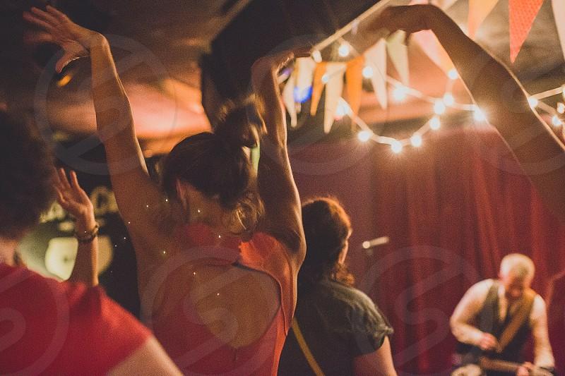 Friday night band and dancing... photo