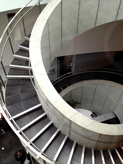 Stairs Spiral Architect photo