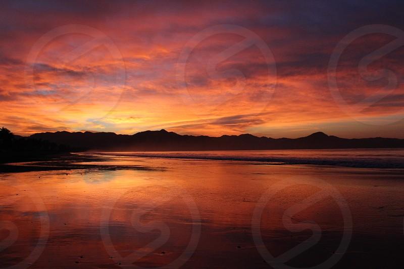 Morning Beach photo
