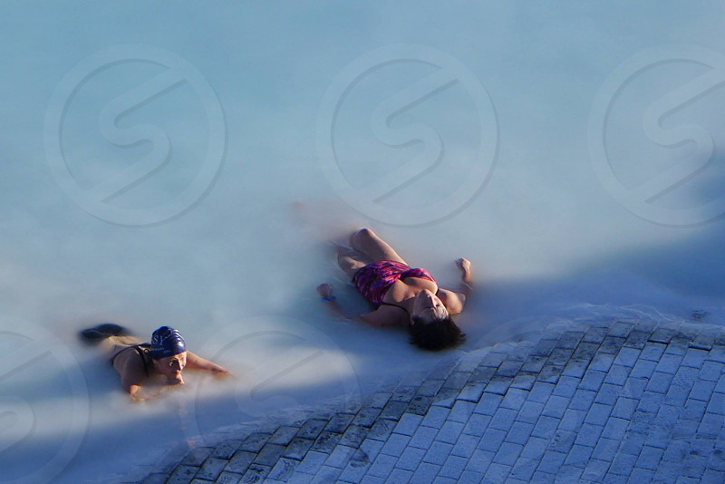 Blue Lagoon Iceland photo
