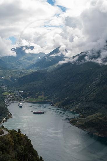Geiranger Norway photo