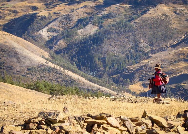 Sacred Valley Peru photo