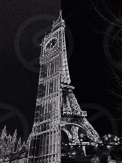 London-Paris  photo
