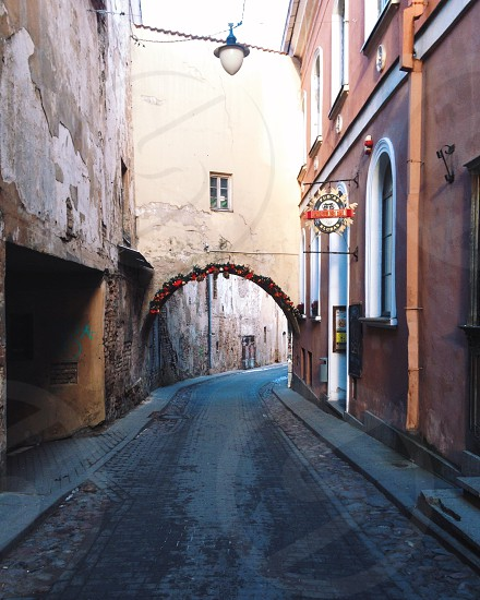 Old streets photo