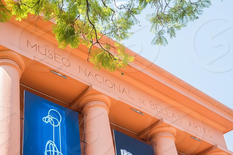 Museo Nacional de Bellas Artes Buenos Aires Argentina photo