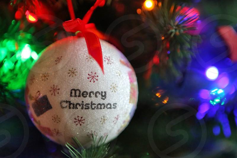 Mary Christmas  Holliday  Christmas decorationsweekend gift hope magic Light  photo