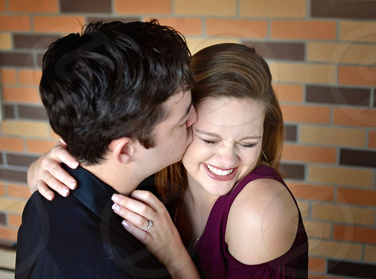 Couples - engagement pictures photo