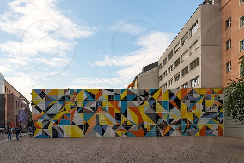 K20 Kunstsammlung Nordrhein Westfalen in DüsseldorfGermany photo