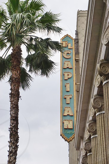 El Capitan Theatre - Los Angeles CA photo