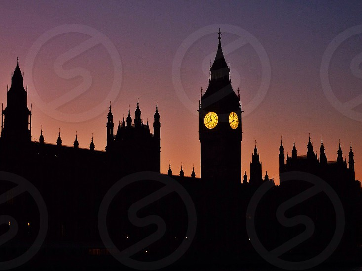 The Palace of Westminster London photo