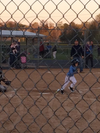 Baseball;little league; beaver creek park photo