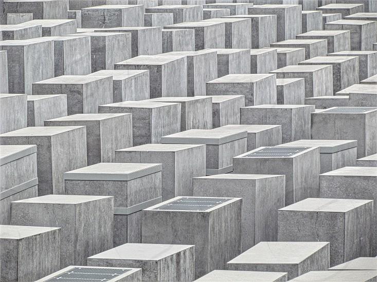 Tribute to Holocaust. photo