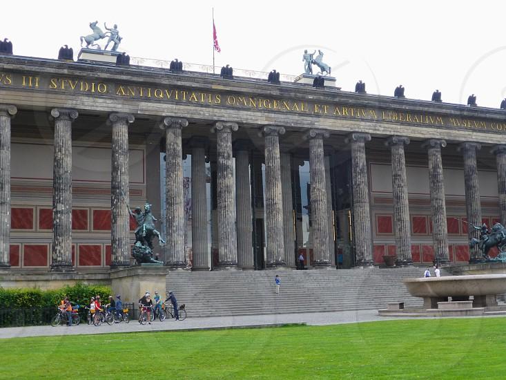 Pergamon Museum - Berlin Germany photo